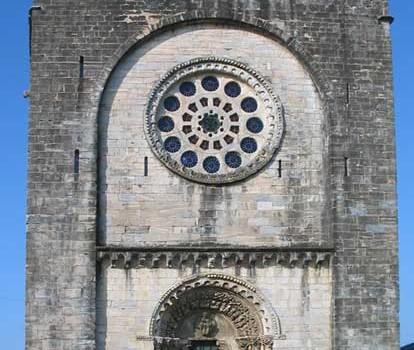 Portomarin-san nicolas romanico