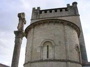 Iglesia románica Camino Santiago