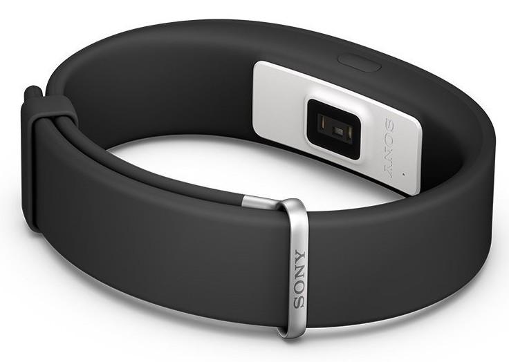 Pulsera running Sony Smartband 2