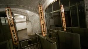Taquillas estación de Chamberí