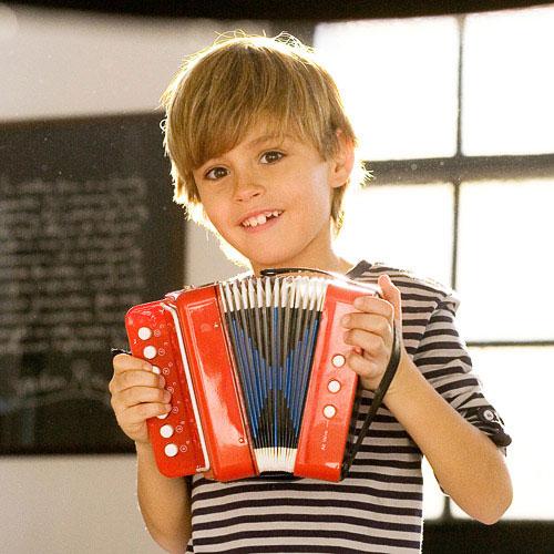 Instrumentos musicales para niños, fomenta su creatividad