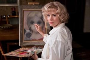 """Escena - fotograma de la película """"Big Eyes"""" de Tim Burton"""