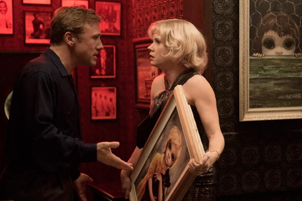 "Crítica de ""Big Eyes"", de Tim Burton"