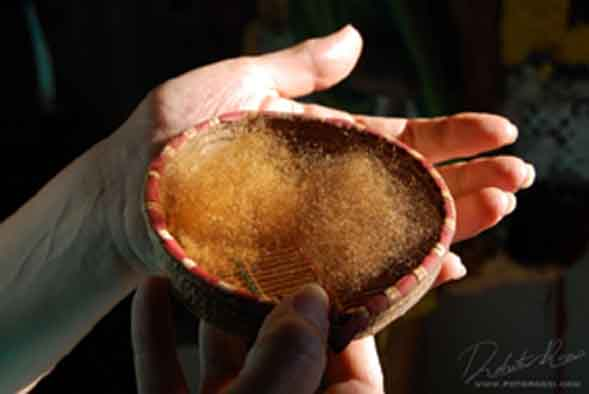 El biso: la seda natural marina producida en Cerdeña