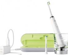 Imagen de cepillo de dientes eléctrico con estuche, repuesto y cargador
