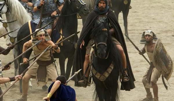 """Fotograma de la película """"Exodus: Dioses y reyes"""""""