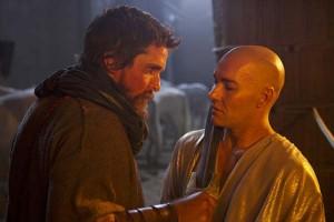 """Fotograma del filme """"Exodus: Dioses y reyes"""", protagonizado por el actor Christian Bale."""