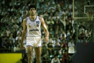 Fernando Martín, leyenda del baloncesto. Imagen del fororealmadrid.com