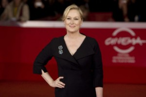 Actress Meryl Streep attends the Official Awards Ceremony during Day 9 of the 4th International Rome Film Festival