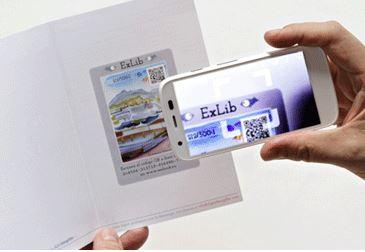 Seebook, el libro digital que se puede tocar
