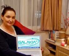 Alex Guerra Logo Galakia