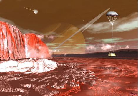 ¿Hay vida en Titán?