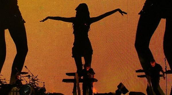 Depeche Mode en concierto