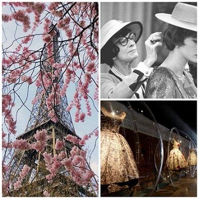 Exposiciones en Bilbao: La moda en París en los 50