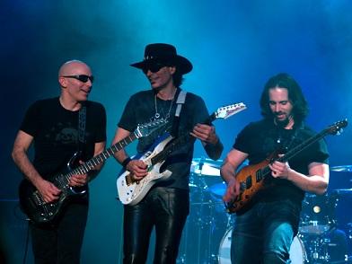 Guitarrista de Rock. Los diez mejores guitarristas vivos