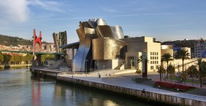 Museo Guggenheim exposiciones en Bilbao