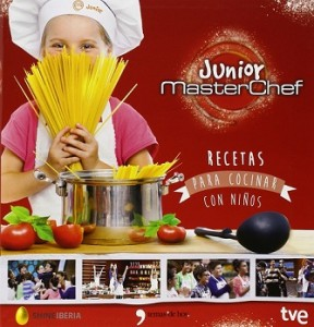 Masterchef Junior libro de recetas