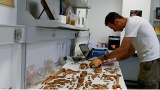 Laboratorio de Ponferrada de la ARMH. Fuente www.memoriahistorica.org.es