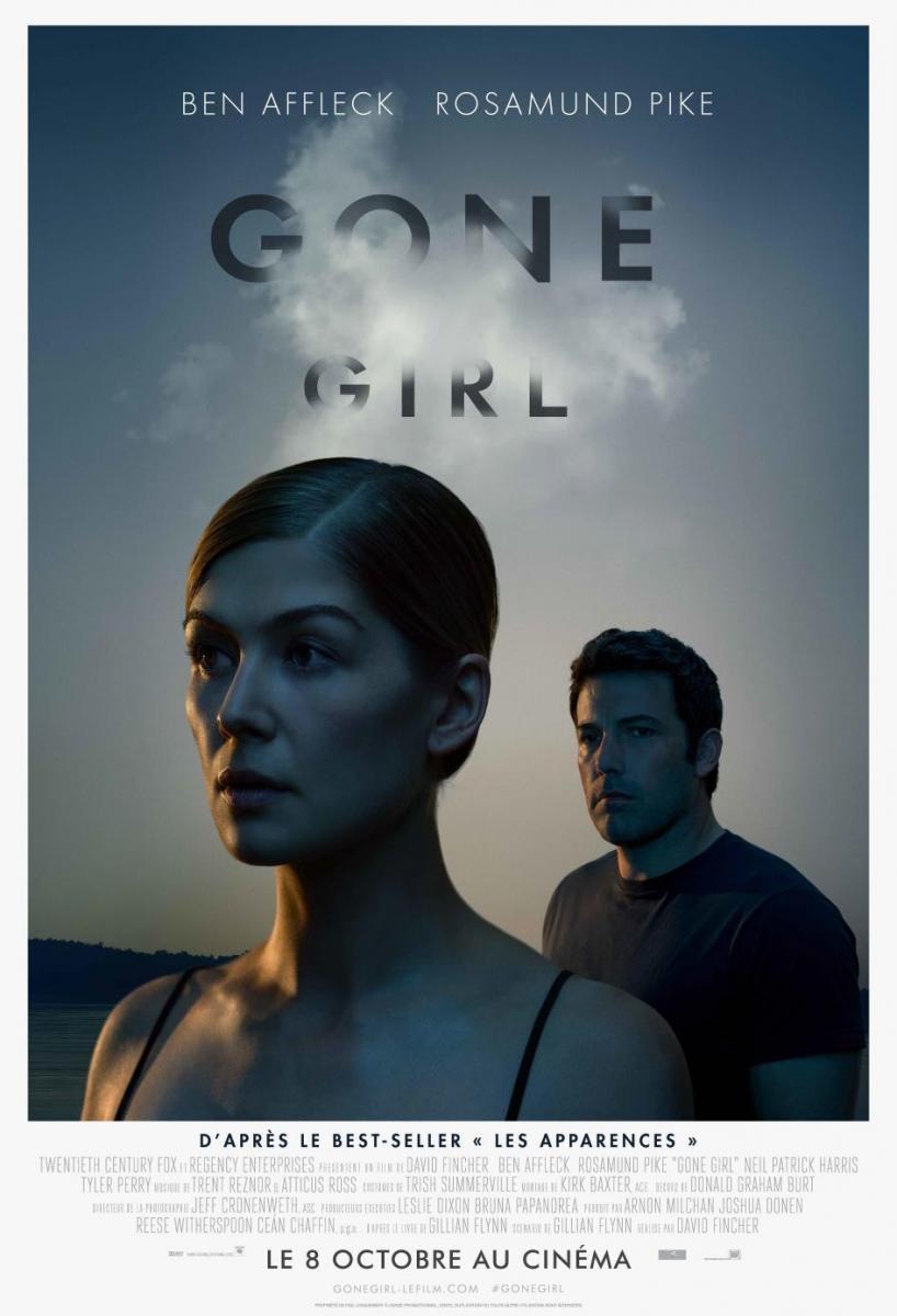 """""""Perdida"""", el nuevo thriller de David Fincher en Blu-ray"""