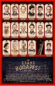 The Grand Hotel Budapest (2014)