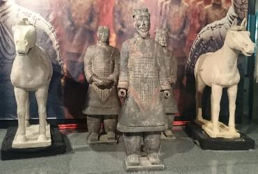 Los guerreros de Xian: Exposiciones en Bilbao