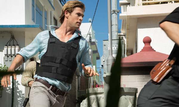 """Crítica de """"Blackhat. Amenaza en la red"""", con Chris Hemsworth"""