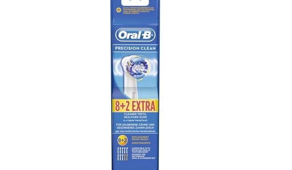 Cabezales de recambio para cepillos de dientes eléctricos