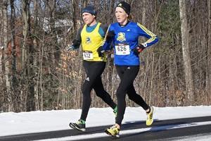 Running en los días que hace frío.- Tom Cole