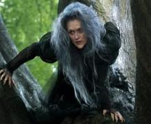 Fotograma de la actriz Meryl Streep en la película Into the Woods