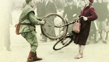 "Portada del libro ""La Segunda Guerra Mundial contada para escépticos"""