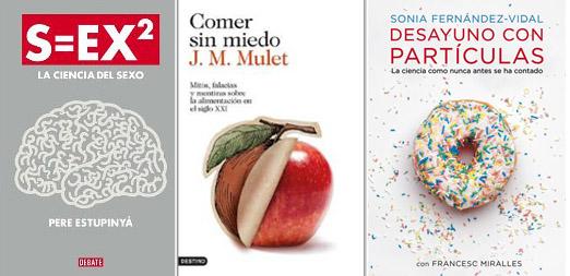 Libros sobre ciencia en español