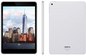 Nokia N1 viene muy bien equipado técnicamente y con un diseños sobrio y elegante.