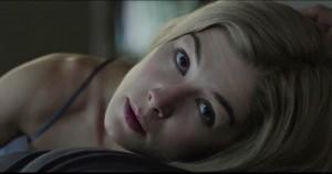 "Rosamund Pike en ""Perdida"""