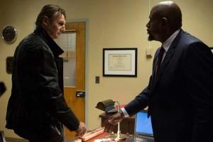 """Crítica y escenas de la película """"V3nganza"""" con  el actor Liam Neeson"""