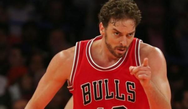 Gasol, ahora en los Bulls