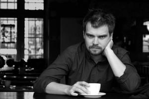 "Zygmunt Miloszewski, autor de ""El caso Telak"""