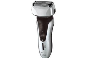 Modelo de afeitadora de Panasonic