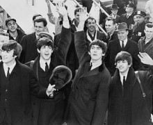 Beatles United Press International unknown