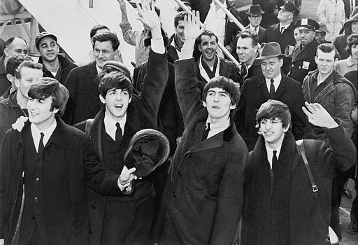 Beatles United Press International unknown