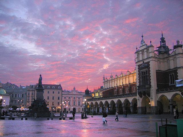 Qué visitar en Cracovia: su centro histórico, Patrimonio de la Humanidad