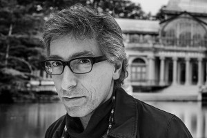 El escritor y guionista David Trueba