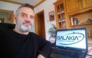 Fernando Gamboa entrevista para Galakia