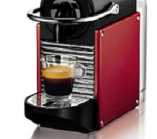 Gama Nespresso Pixie de cafeteras de cápsulas