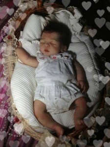 Muñecos reborn bebé