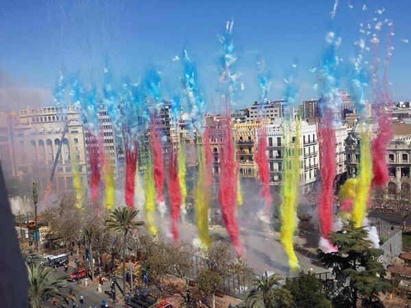 Las Fallas de Valencia en España: fiestas internacionales recomendadas