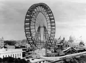 La Noria Ferris data de finales del siglo XIX