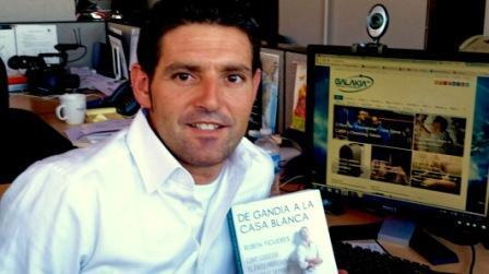 Rubén Figueres exasesor de Obama nos habla de su libro biográfico