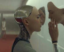 "Fotograma de ""Ex Machina"""
