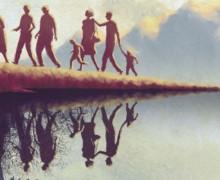 """""""Distintas formas de mirar el agua"""", libro de Julio Llamazares"""