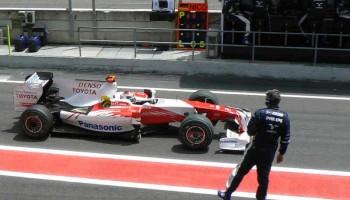 gp australia, primera parada F1 2015